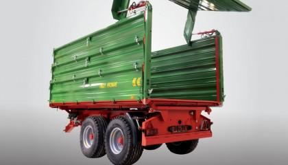 Przyczepa rolnicza Pronar T663/1 SILO