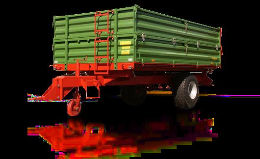 Przyczepa rolnicza Pronar T671