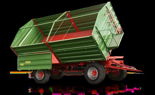 Przyczepa rolnicza Pronar T680
